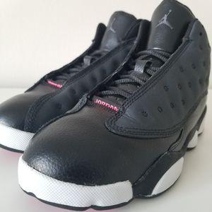 Nike Air Jordan XIII Retro 13 Hyper Pink Size 3Y
